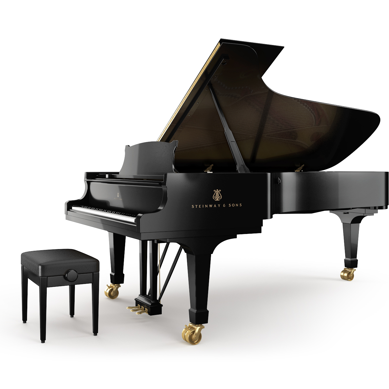 Which piano keyboard should i buy for How big is a grand piano