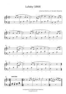 Brahms – Lullaby